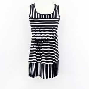 Lands End Petite 14-16 Cover-up Dress Sleeveless